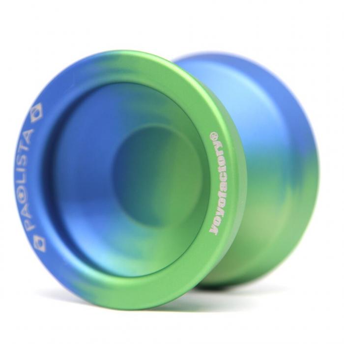 Yoyo Paolista Fade - Verde si Albastru [0]