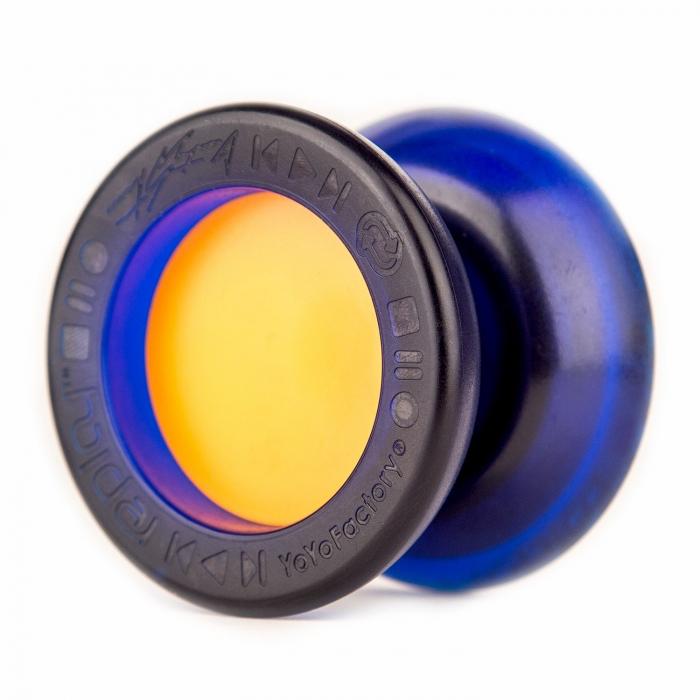 Yoyo Replay Pro - Albastru si Portocaliu 0
