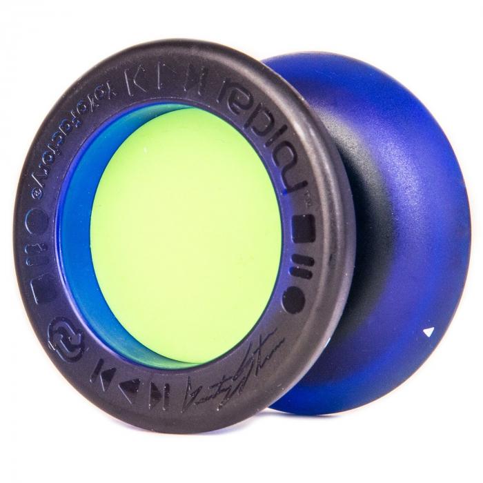 Yoyo Replay Pro - Albastru si Verde [0]