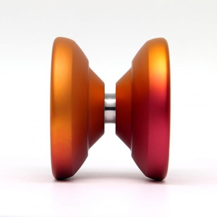 Yoyo Shutter Splash - Portocaliu si Rosu 1