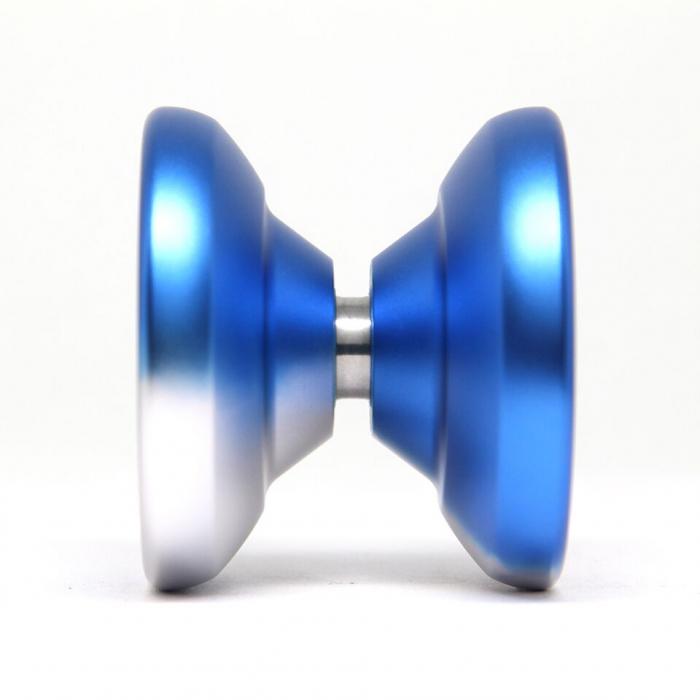 Yoyo Shutter Wide Angle Special - Albastru si Argintiu 2