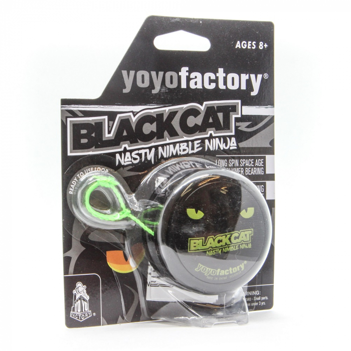 Yoyo Spinstar - Black Cat 3