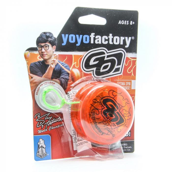Yoyo Spinstar - Go! [3]