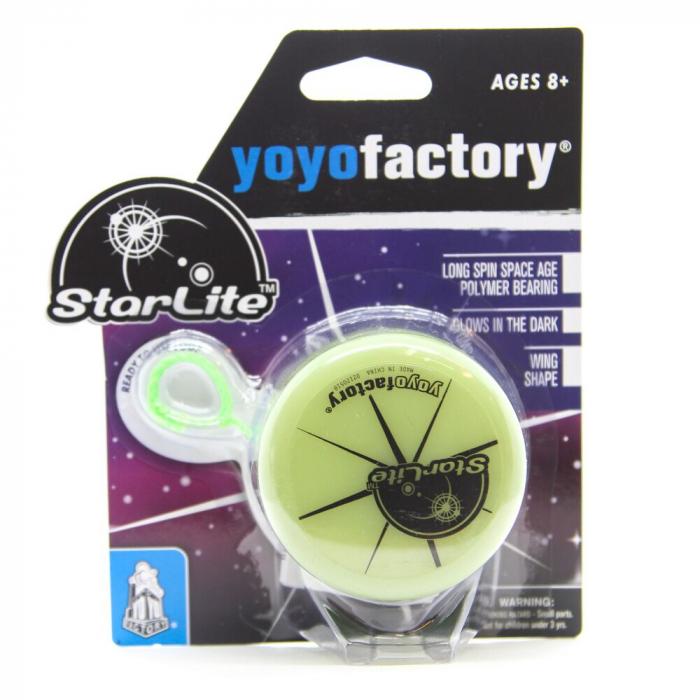 Yoyo Spinstar - StarLite Fosforescent 3