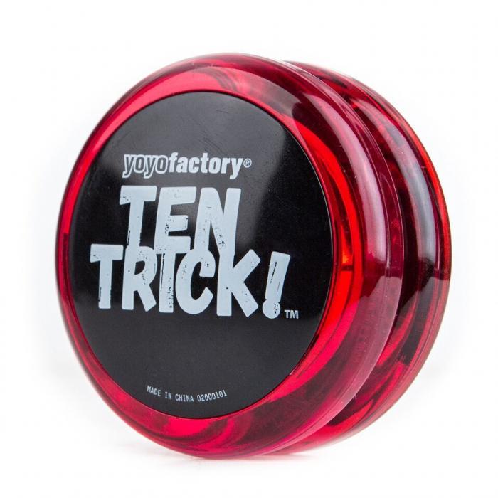 Yoyo Ten Trick 6