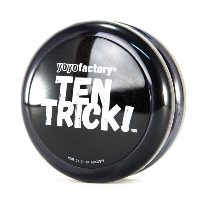 Yoyo Ten Trick 3