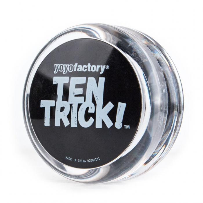 Yoyo Ten Trick 11