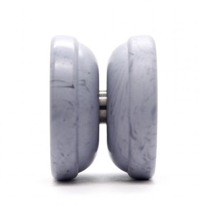 Yoyo Whip - Grey Marble 1