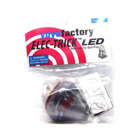 Titirez Elec-Trick cu LED - Negru si Rosu [2]