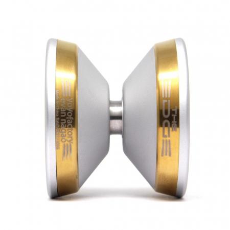 Yoyo Edge Special - Argintiu si Auriu [1]