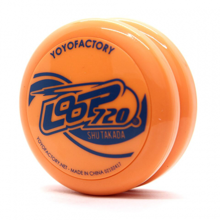 Yoyo Loop 720 - Orange0
