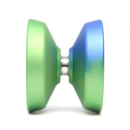 Yoyo Paolista Fade - Verde si Albastru [1]