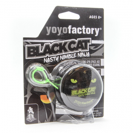 Yoyo Spinstar - Black Cat3