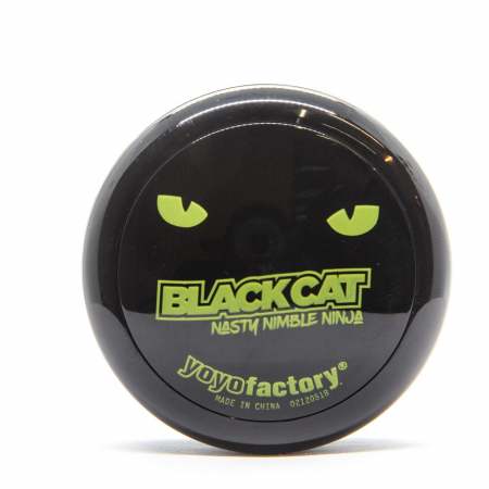 Yoyo Spinstar - Black Cat2