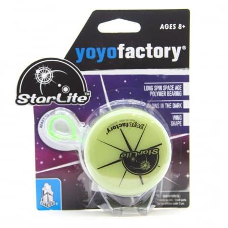 Yoyo Spinstar - StarLite Fosforescent [3]