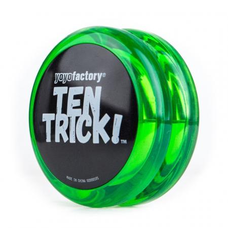 Yoyo Ten Trick0