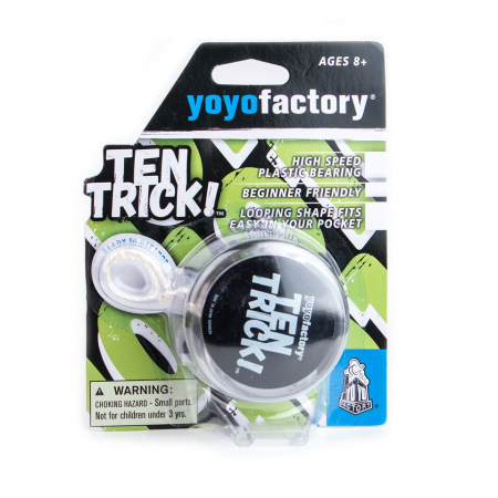 Yoyo Ten Trick13