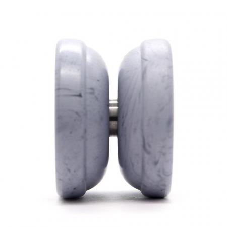 Yoyo Whip - Grey Marble1