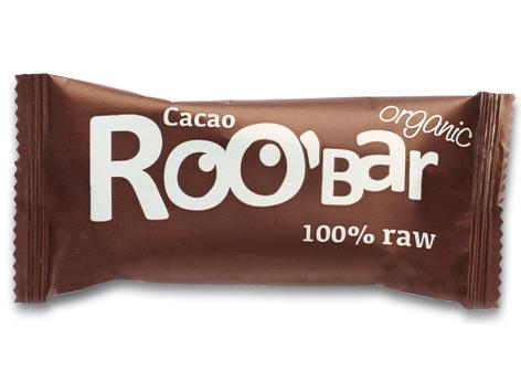 Baton Roobar cu cacao raw eco 50g 0