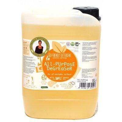 Biolu detergent ecologic universal cu ulei de portocale 20L 0