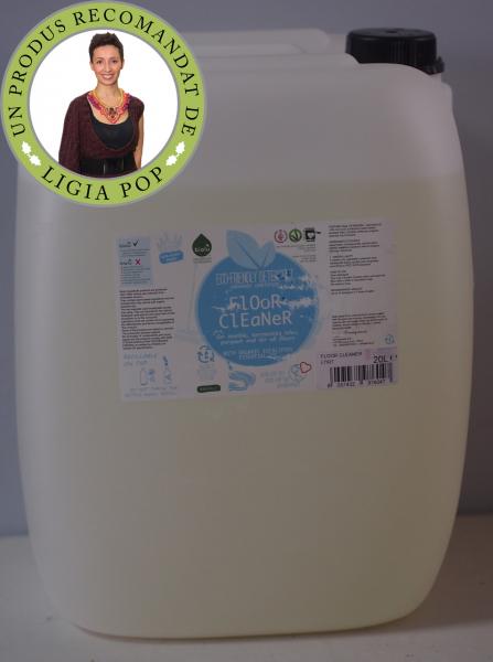 Biolu detergent ecologic vrac pentru pardoseli 20L 0
