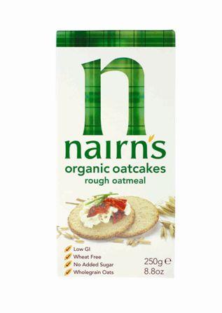 Biscuiti de ovaz eco (oatcakes) 250g 0