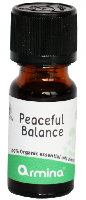 Blend din uleiuri esentiale PEACEFUL BALANCE pentru difuzer bio 10ml [0]