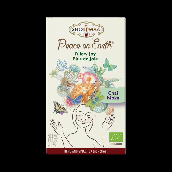 Ceai Shotimaa Peace on Earth -Allow Joy bio 16dz [0]