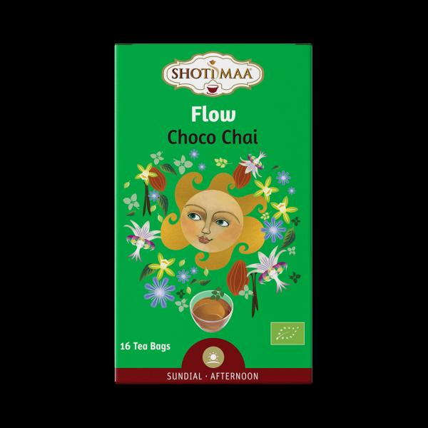 Ceai Shotimaa Sundial - Flow - choco chai bio 16dz [0]