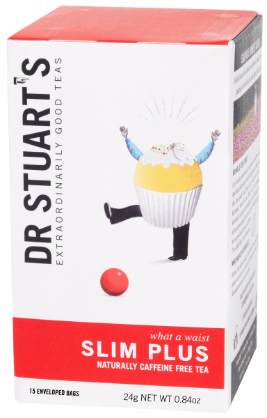 Ceai SLIM PLUS dr. Stuarts 15 plicuri 0