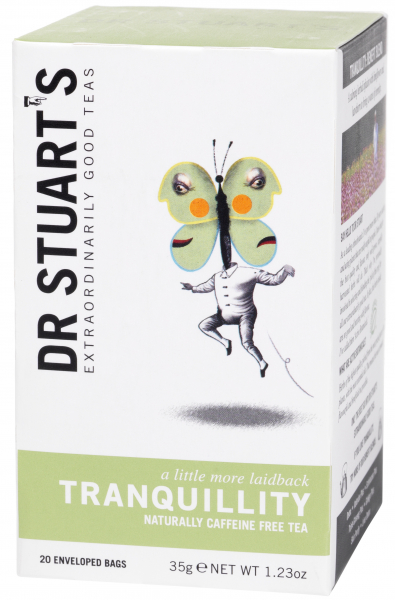 Ceai TRANQUILITY dr. Stuarts 15 plicuri 0