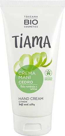 Crema de maini cu lamai salbatic bio 50ml Tiama 0