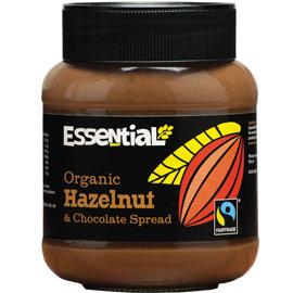 Crema tartinabila cu alune de padure si ciocolata eco 400g 0