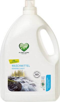 Detergent bio de rufe hipoalergenic -fara parfum- 3 L Planet Pure 0