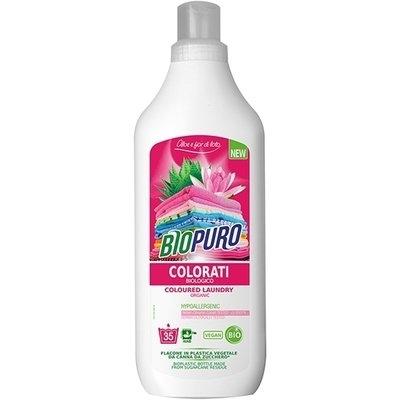 Detergent hipoalergen pentru rufe colorate bio 1L [0]