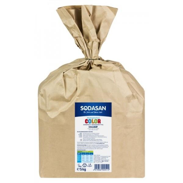 Detergent praf bio compact 5kg SODASAN 0