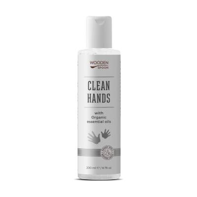 Dezinfectant natural Clean Hands 200ml Wooden Spoon [0]