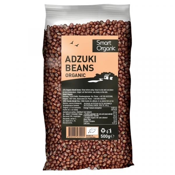 Fasole Azuki eco 500g 0