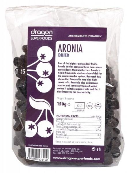 Fructe de aronia eco 150g 0