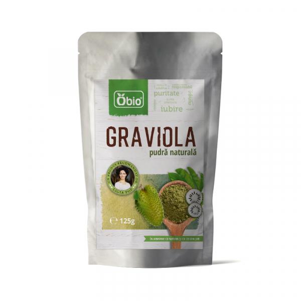 Graviola pulbere raw 125g [0]