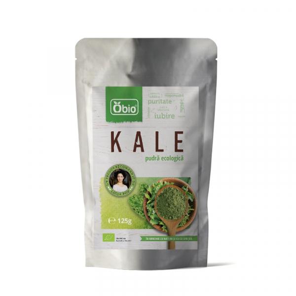 Kale pudra eco 125g OBIO [0]
