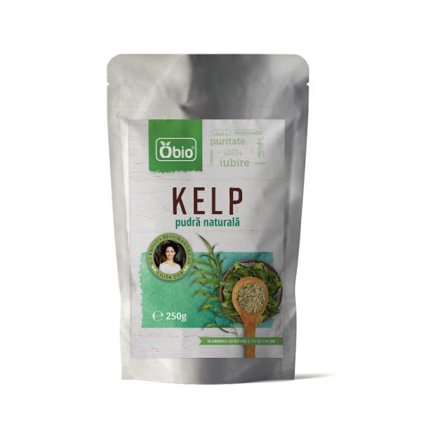 Kelp pulbere raw 250g [0]