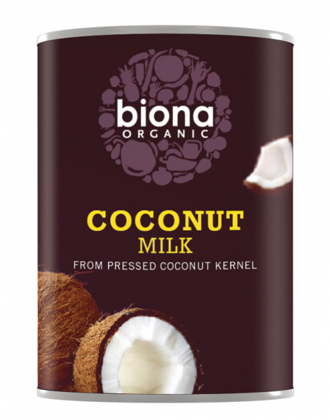 Lapte de cocos eco Biona 400ml 0