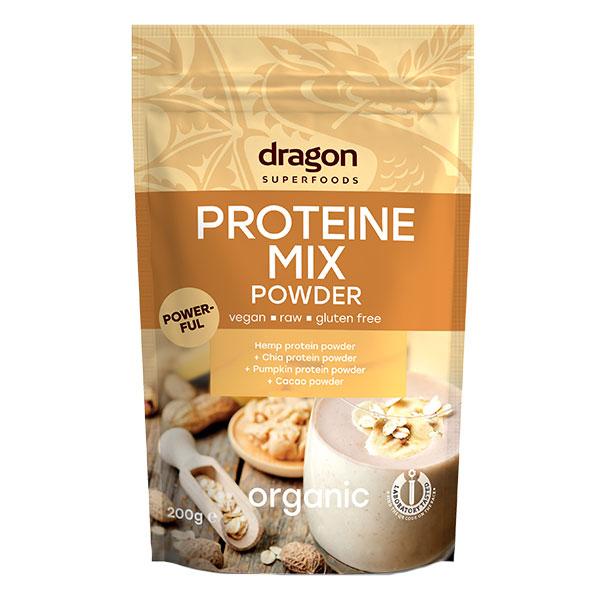 Mix proteic raw eco 200g 0