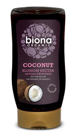 Nectar din flori de cocos eco 350g BIONA 0