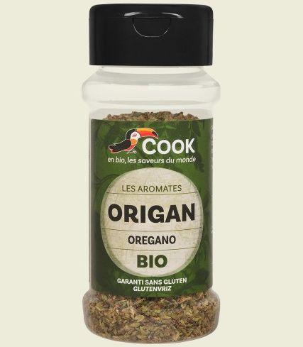 Oregano bio 13g Cook [0]