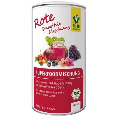 Organic Red Superfood mix bio 220g RAAB [0]