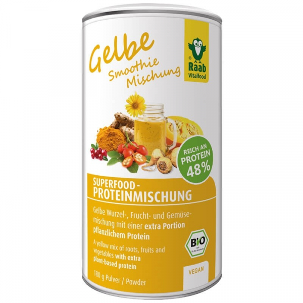 Organic Yellow Superfood mix bio 180g RAAB 0