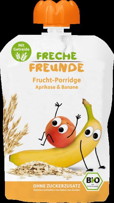 Porridge de ovaz cu caise si banane eco 100g Erdbar [0]