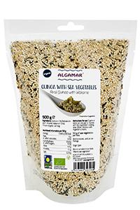 Quinoa cu alge marine eco 500g 0